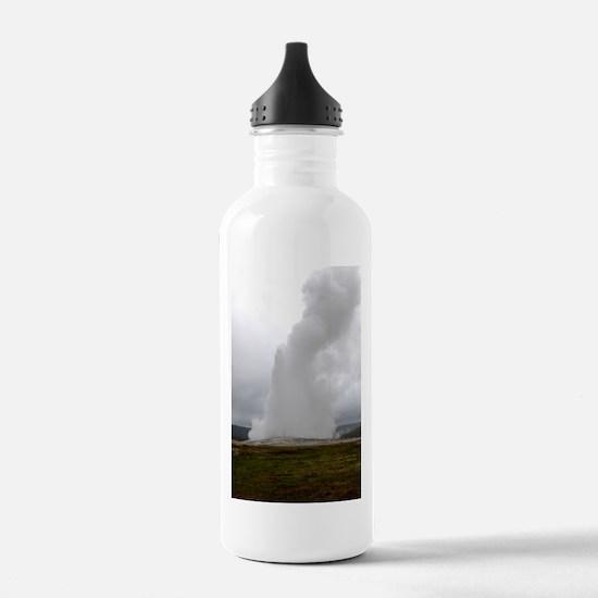 Old Faithful Geyser Water Bottle