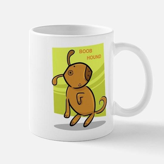 Boob Hound Mug
