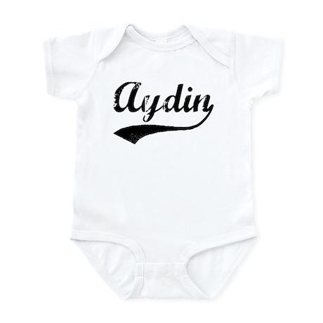 Vintage: Aydin Infant Bodysuit