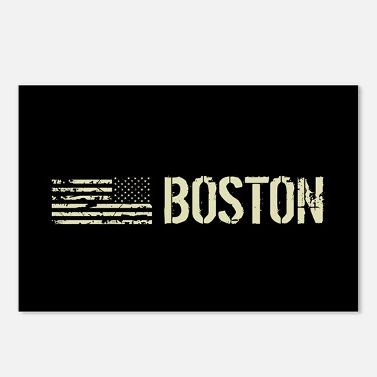 Black Flag: Boston Postcards (Package of 8)