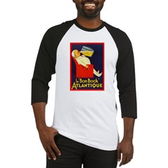 Atlantique Baseball Jersey