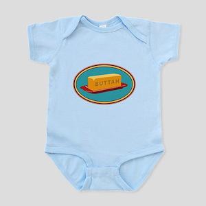 Buttah Dish Infant Bodysuit