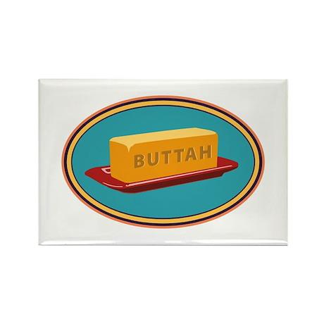 Buttah Dish Rectangle Magnet