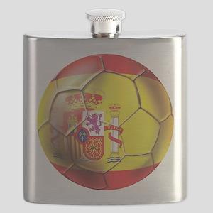 Spanish Futbol Flask