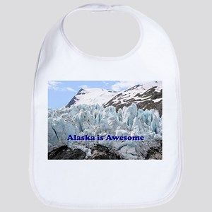 Alaska is Awesome: Portage Glacier, USA Bib