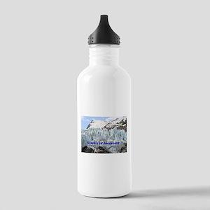 Alaska is Awesome: Portage Glacier, USA Stainless