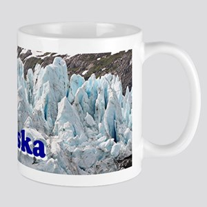 Alaska: Portage Glacier, USA Mug