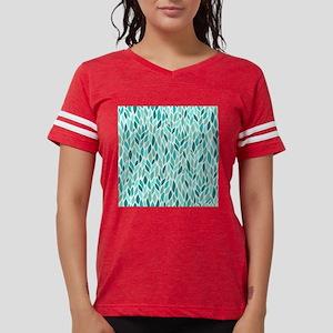 Mosaic Pattern Womens Football Shirt