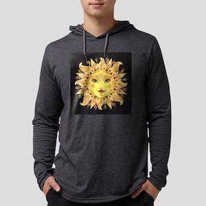 Stylish Sun Mens Hooded Shirt