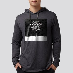 Love Tree Mens Hooded Shirt