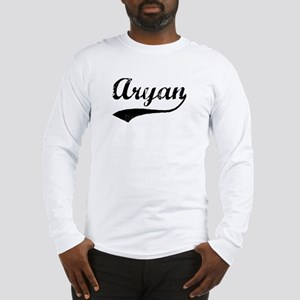 Vintage: Aryan Long Sleeve T-Shirt
