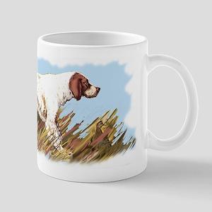 Setter With Bird Mug