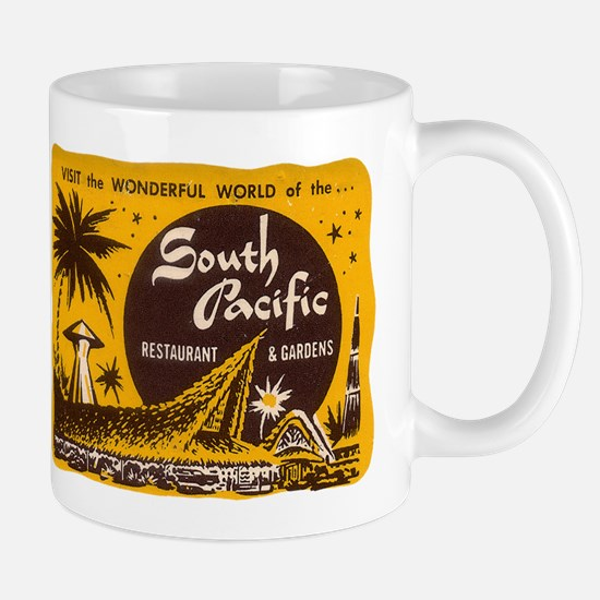 South Pacific Tiki Bar Mug