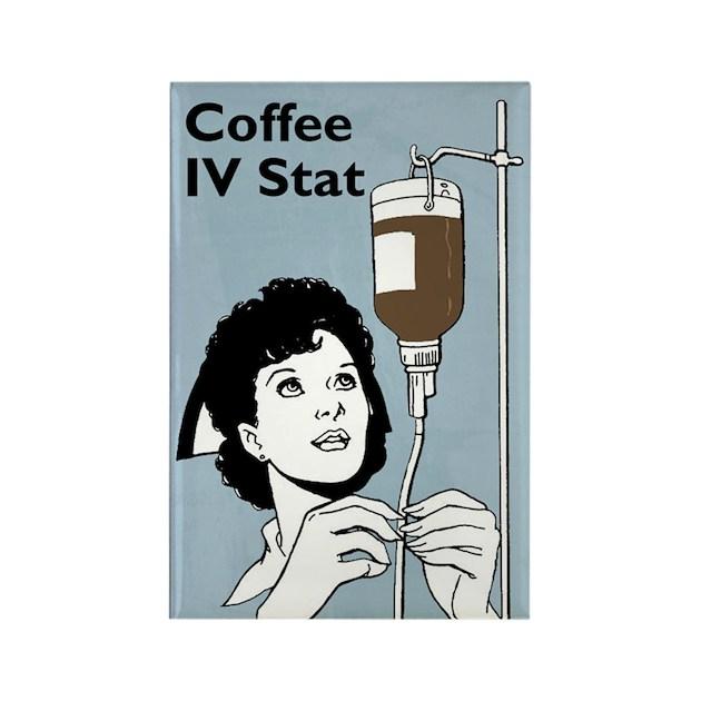 Coffee Iv Stat By Cafepretzel