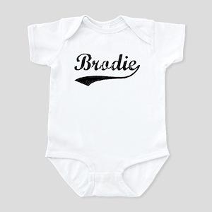 Vintage: Brodie Infant Bodysuit