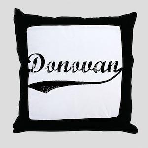 Vintage: Donovan Throw Pillow