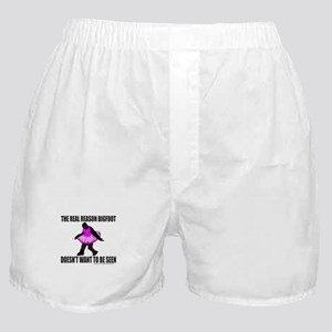 BIGFOOT'S SECRET Boxer Shorts