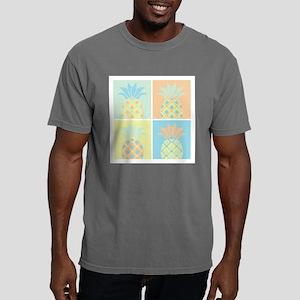 Pineapples Mens Comfort Colors Shirt
