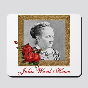 Julia Ward Howe Mousepad