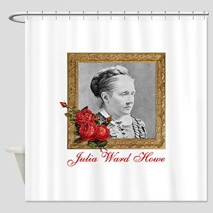 Julia Ward Howe Shower Curtain