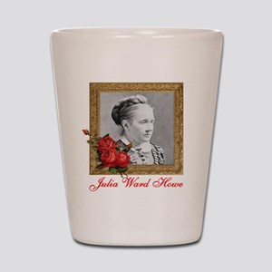 Julia Ward Howe Shot Glass