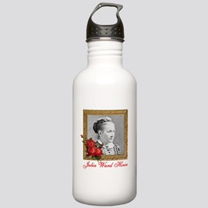 Julia Ward Howe Stainless Water Bottle 1.0L