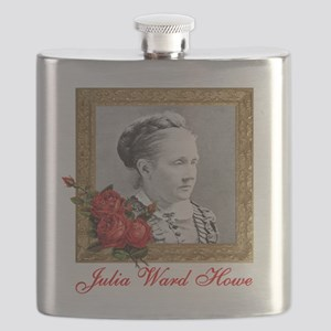 Julia Ward Howe Flask