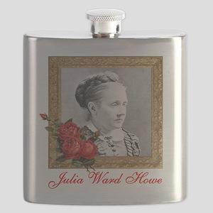 Julia Ward Howe Flask