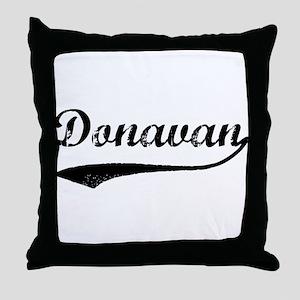 Vintage: Donavan Throw Pillow