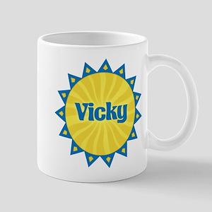 Vicky Sunburst Mug