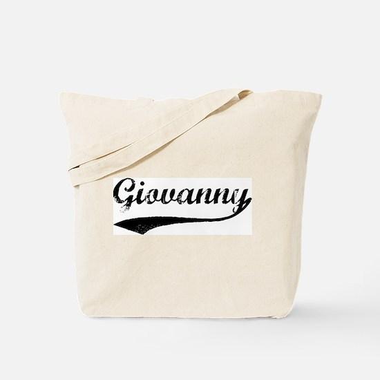 Vintage: Giovanny Tote Bag