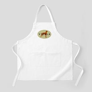 vizsla dog BBQ Apron
