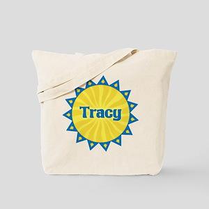Tracy Sunburst Tote Bag