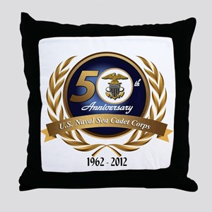 Naval Sea Cadet Corps - 50th Anniversary Throw Pil