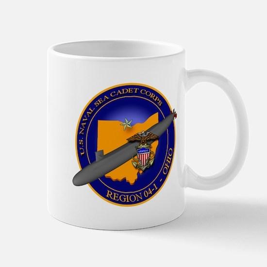 Naval Sea Cadet Corps - Region 4-1 Mug