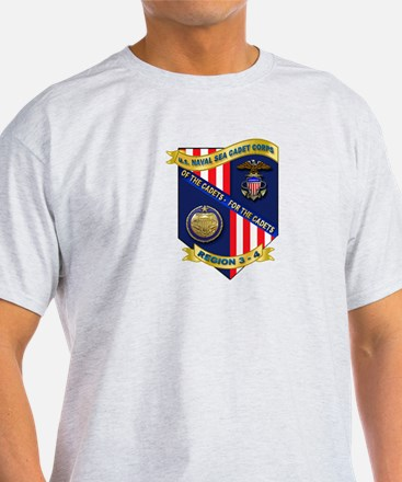 Naval Sea Cadet Corps - Region 3-4 T-Shirt