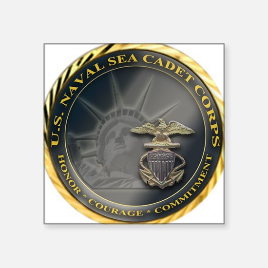 Naval Sea Cadet Corps - Region 4-1 unit coin Squar