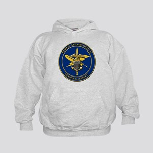 Naval Sea Cadet Corps - Region 4-1 PAO Kids Hoodie