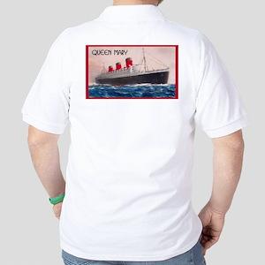 Queen Mary Golf Shirt