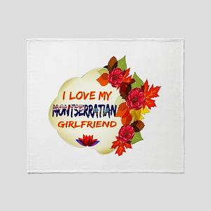 Montserratian Girlfriend Valentine design Stadium