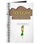 Hooligans Pub - No Shenanigans Journal