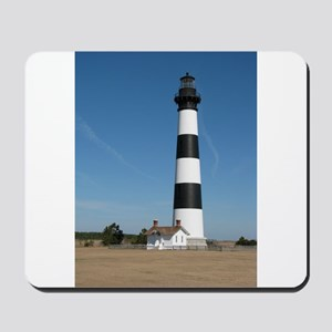 Bodie Island Lighthouse Outer Banks NC Mousepad