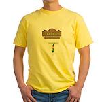 Hooligans Pub - No Shenanigans Yellow T-Shirt
