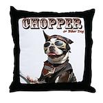 Chopper's Throw Pillow