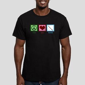 Peace Love Clarinet T-Shirt