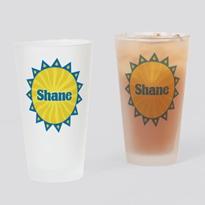Shane Sunburst Drinking Glass