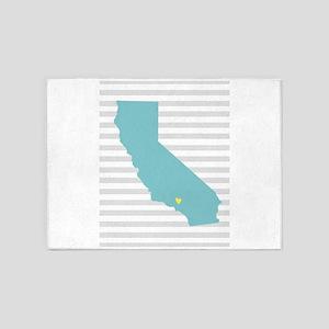 California Love 5'x7'Area Rug