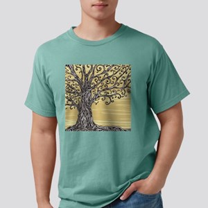 Tree Art Mens Comfort Colors Shirt