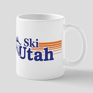 Ski Utah (male) Mug