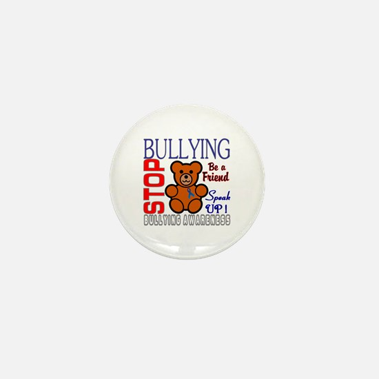 Bullying Awareness Mini Button
